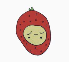 Strawberry Girl by slugspoon