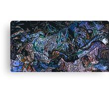 Picture 201505 Justin Beck Claustrophobic  Canvas Print