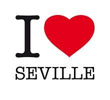 I ♥ SEVILLE by eyesblau