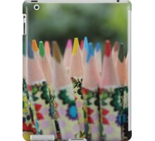With All the Colours iPad Case/Skin