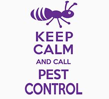 Keep Calm and Call Pest Control Classic T-Shirt