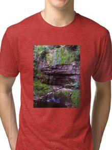 Sgwd Henrhyd Drips Tri-blend T-Shirt