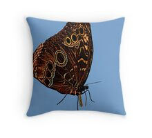 Erfly..working 9-5 Throw Pillow