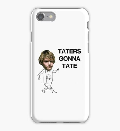 Taters gonna Tate American Horror Story iPhone Case/Skin