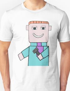 Comedian Game Show Host Unisex T-Shirt