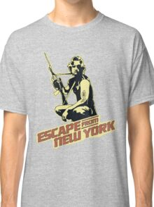 Snake Plissken (Escape from New York) Vintage Classic T-Shirt