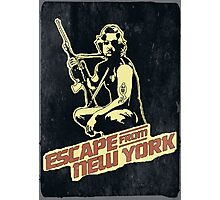 Snake Plissken (Escape from New York) Vintage Photographic Print