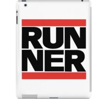RUN DMC Parody iPad Case/Skin