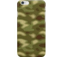 CAMO - Textured with a twist iPhone Case/Skin