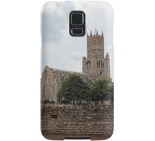 St Mary the Virgin and All Saints Church, Fotheringhay Samsung Galaxy Case/Skin