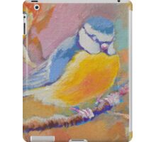 Little Bird Sitting In A Tree iPad Case/Skin