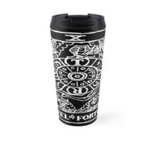 Wheel Of Fortune Tarot Print Travel Mug