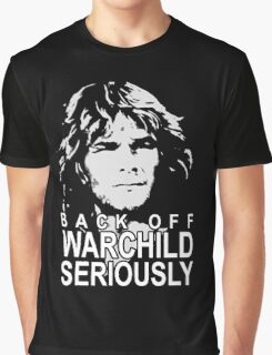back off warchild Graphic T-Shirt