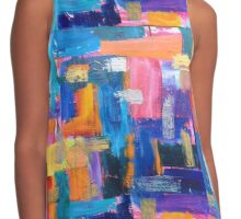 Color Study: Fall Contrast Tank