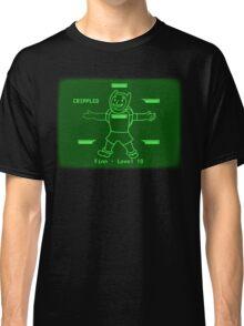 THE LAST HUMAN T-SHIRT Classic T-Shirt