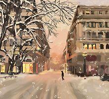 Helsinki by Teemu Leino