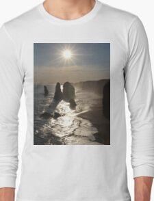 Sunset, Apostles Long Sleeve T-Shirt