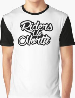 Riders Up North Graphic T-Shirt