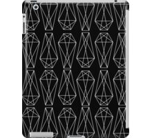 Geometric Coffin Pattern iPad Case/Skin