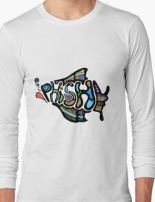 phish logo Long Sleeve T-Shirt