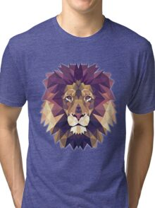 T-shirt Lion Tri-blend T-Shirt