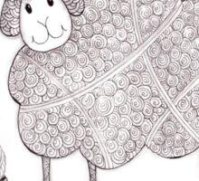 Tangled Ewe Knits Sticker