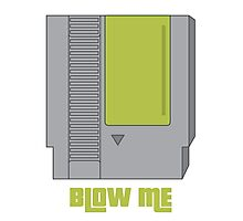 Blow Me Photographic Print