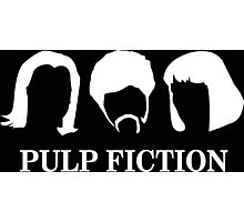 PIup Fiction Photographic Print