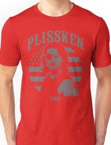 Plissken For President 2016 Unisex T-Shirt