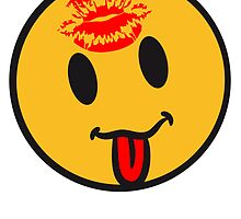 Pout impression Smiley Funny by Style-O-Mat