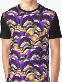WALUIGI Graphic T-Shirt