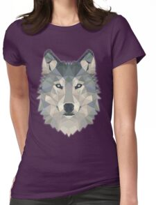 T-shirt Wolf Womens Fitted T-Shirt