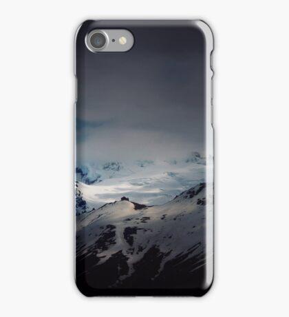 Frozen Silence | Iceland - The Black Beauty iPhone Case/Skin