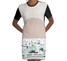 Rooftop view 2 Graphic T-Shirt Dress