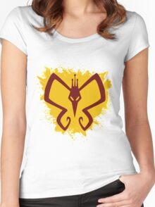Monarch - The Venture Bros. Women's Fitted Scoop T-Shirt