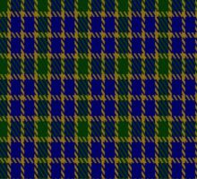 01269 Color Matrix Fashion Tartan  Sticker
