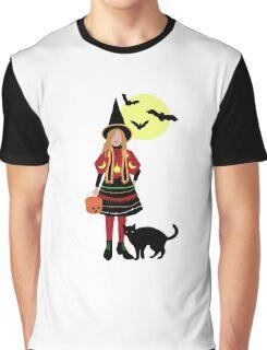 Hocus Pocus Dani (White) Graphic T-Shirt