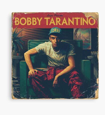 Bobby Tarantino Canvas Print