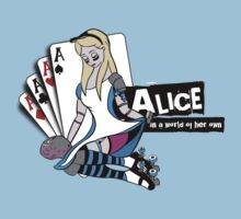 Alice by SpicyMonocle
