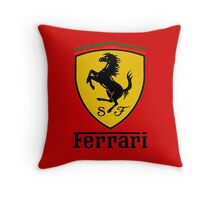 FERRARI Throw Pillow