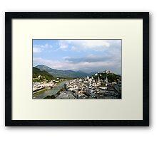 Salzburg Framed Print