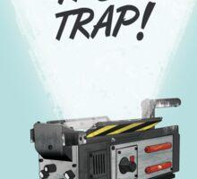 It's a trap! Sticker