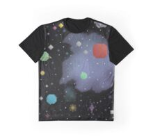It's Pretty Spacey Out There, Captain Graphic T-Shirt