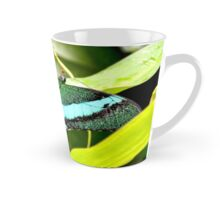 Green Banded Peacock Butterfly Tall Mug