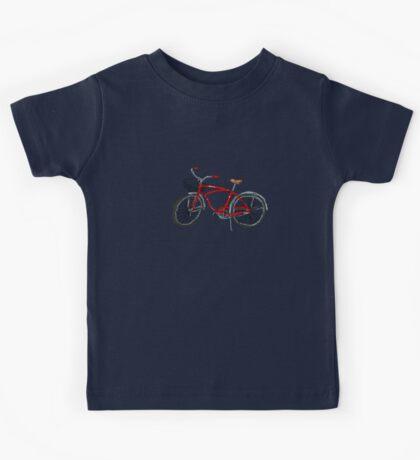 Vintage Pedal Power Kids Tee