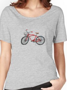 Vintage Pedal Power Women's Relaxed Fit T-Shirt