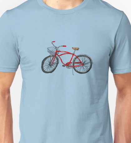 Vintage Pedal Power Unisex T-Shirt