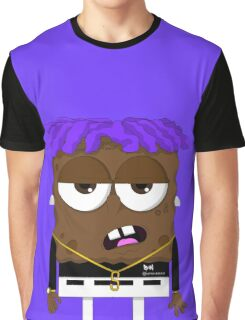 Lil Uzi Bob Graphic T-Shirt