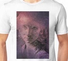 Woman in Purple Haze Unisex T-Shirt