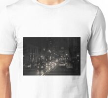 San Francisco Night I Toned Unisex T-Shirt